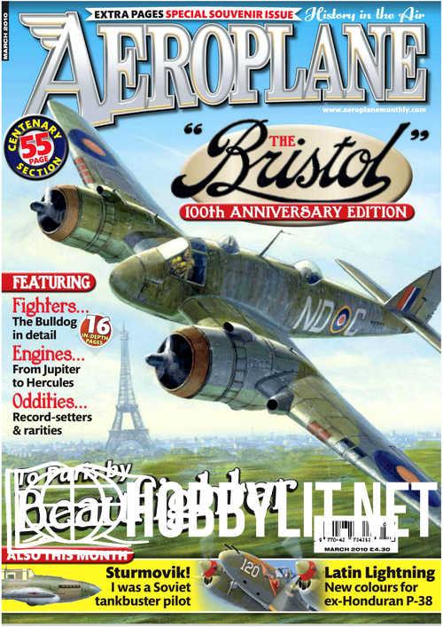 Aeroplane - March 2010