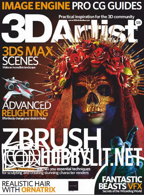 3D Artist Issue 128