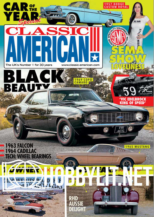 Classic American – February 2019