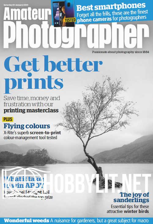 Amateur Photographer - 19 January 2019