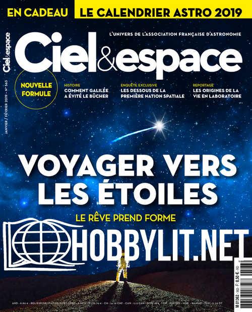Ciel & Espace - janvier/février 2019