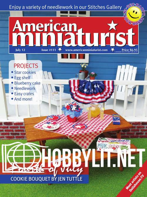 American Miniaturist 111 - July 2012