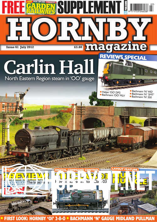 Hornby Magazine - July 2012
