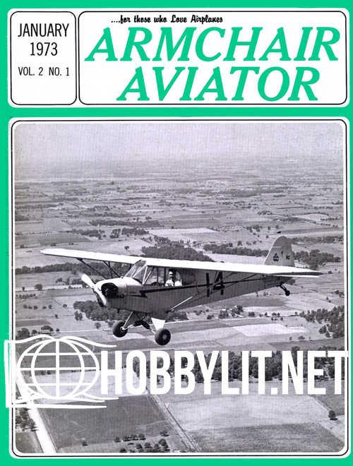Armchair Aviator - January 1973