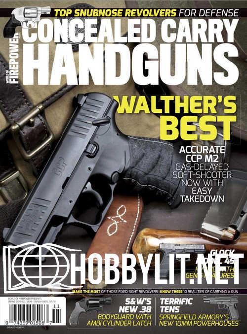 Concealed Carry Handguns – Spring 2019