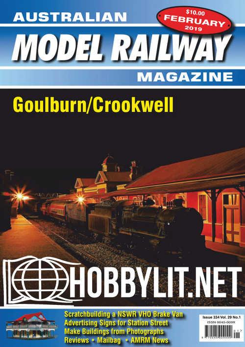 Australian Model Railway Magazine - February 2019