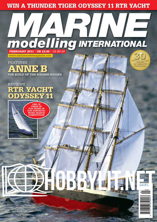 Marine Modelling International - February 2011