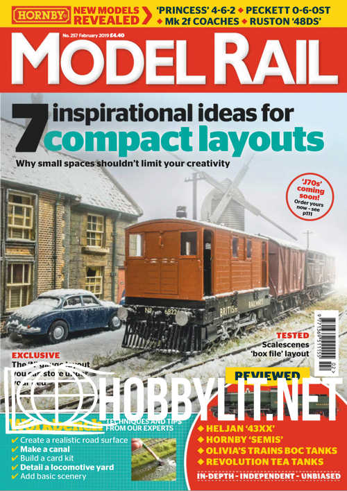 Model Rail - February 2019