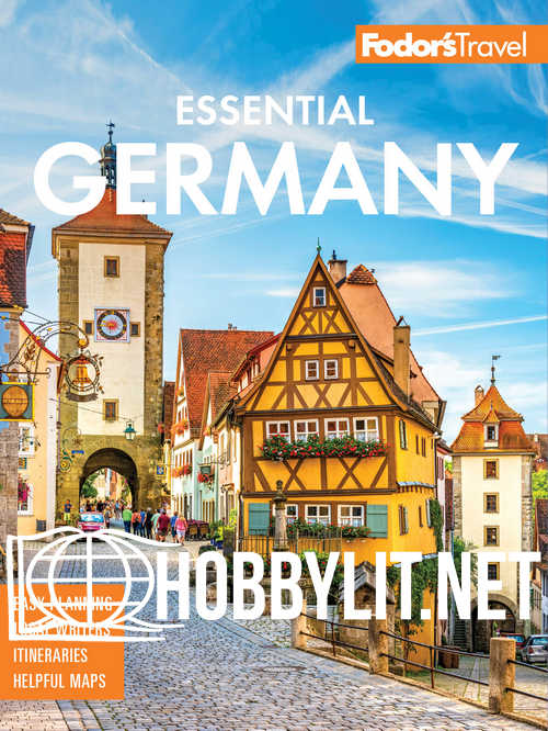 Fodor's Travel - Essential Germany (ePub)