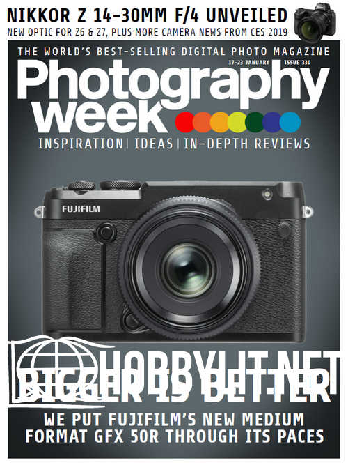 Photography Week - 17 January 2019