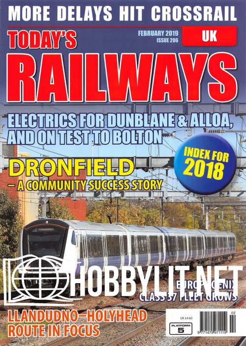 Today's Railways UK - February 2019
