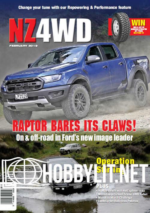 NZ4WD - February 2019
