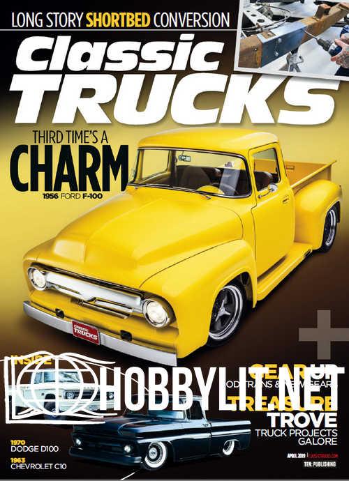 Classic Trucks - April 2019