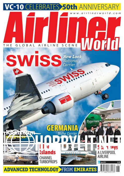 Airliner World - June 2012
