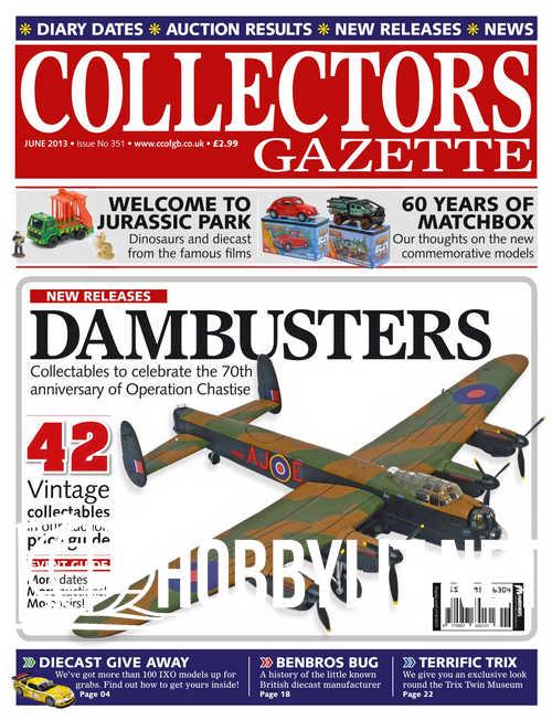 Collectors Gazette - June 2013