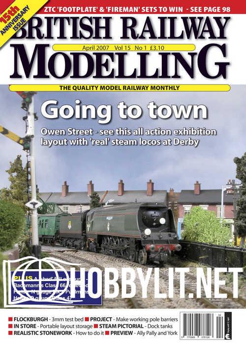 British Railway Modelling - April 2007
