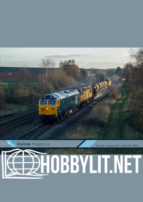 Railtalk Magazine - January 2019
