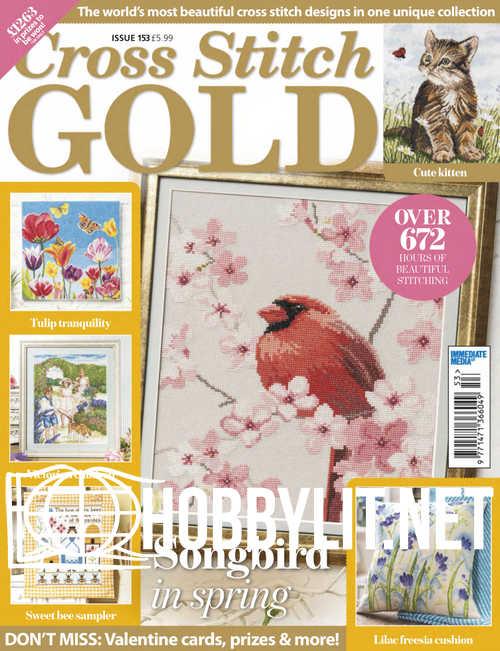 Cross Stitch Gold Issue 153