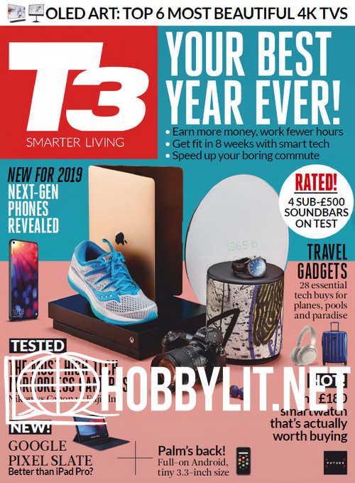 T3 Magazine - February 2019