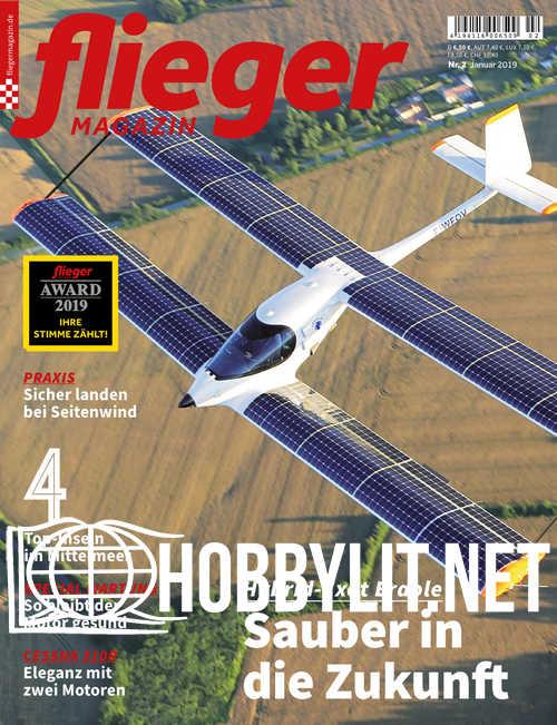 Fliegermagazin 2019-02