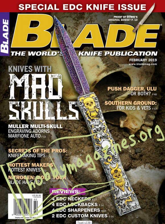 Blade – February 2019