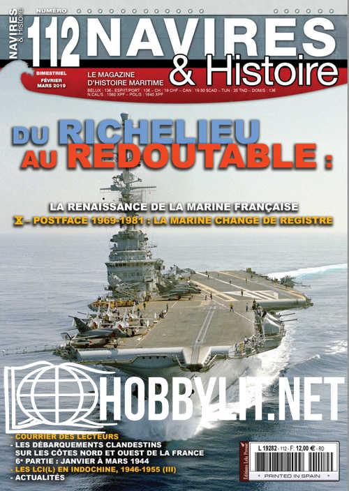 Navires & Histoire 112 - Février/Mars 2019
