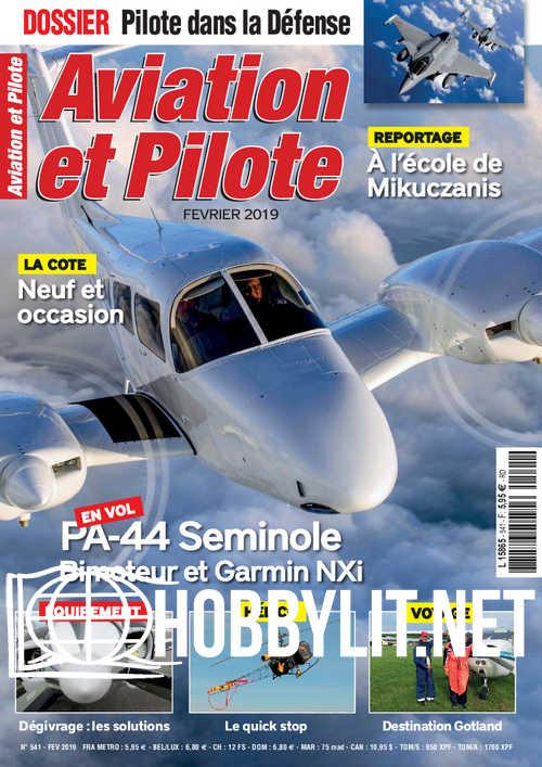Aviation et Pilote - February 2019