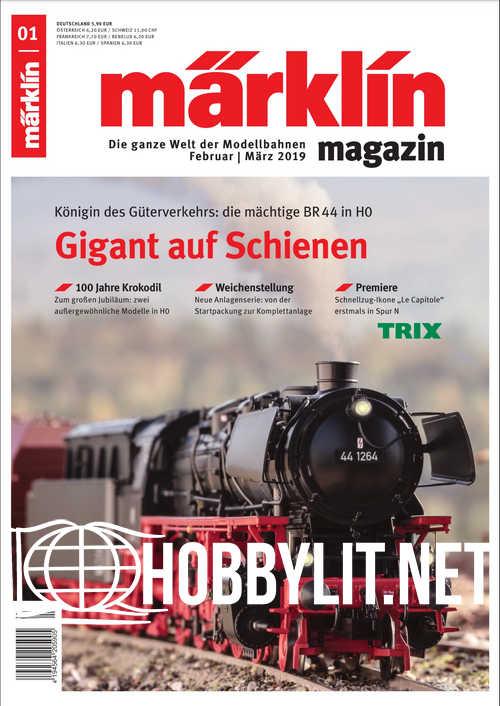 Marklin Magazin 2019-01