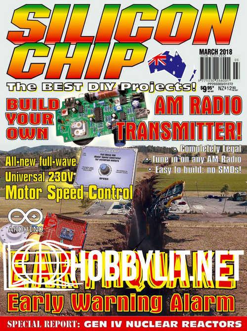 Silicon Chip - March 2018