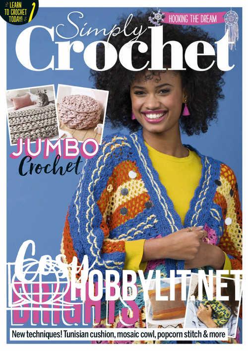 Simply Crochet - June 2019