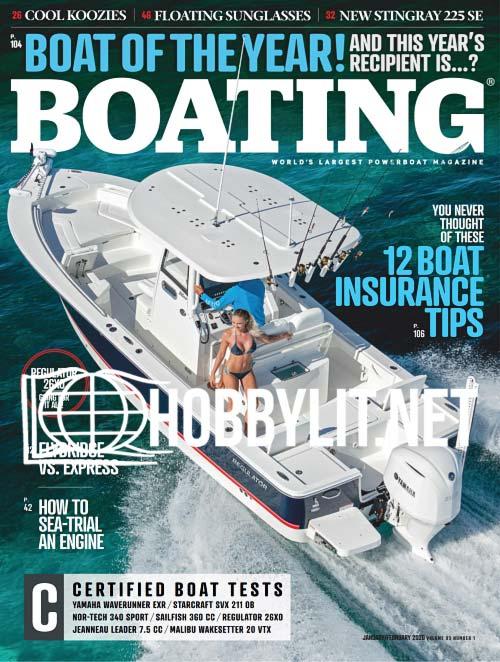 Boating - January/February 2020