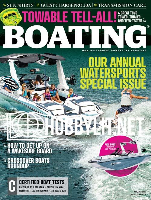 Boating - June 2020
