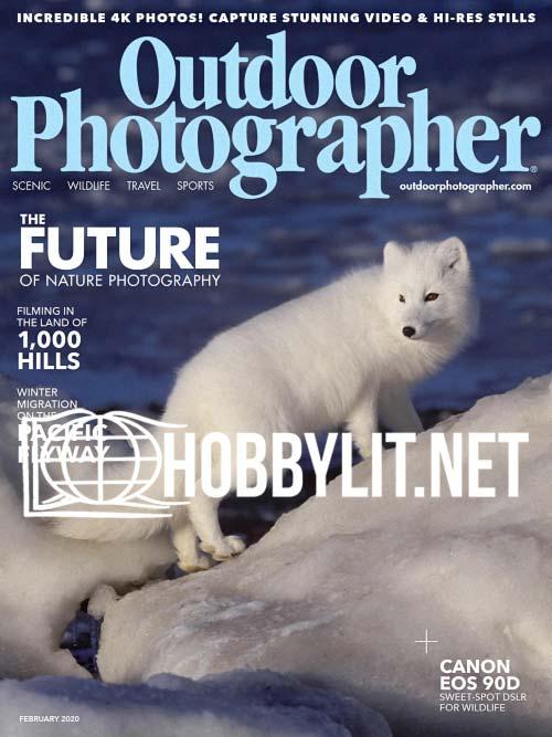 Outdoor Photographer - January/February 2020