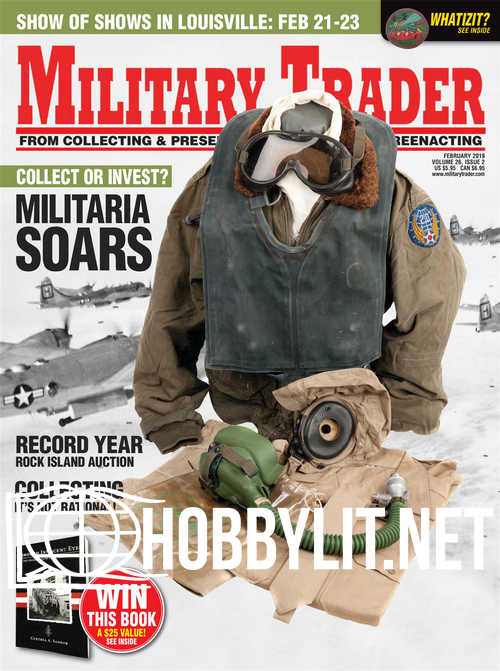 Military Trader - February 2019