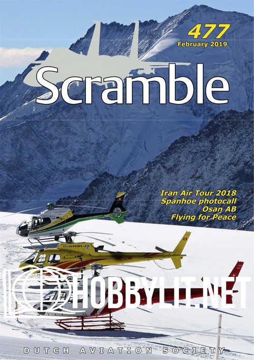 Scramble Issue 477 - February 2019