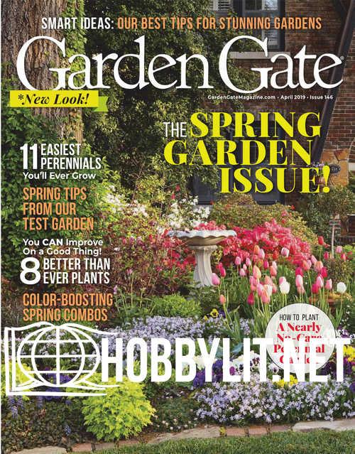 Garden Gate – April 2019