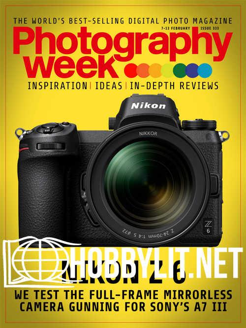 Photography Week - 07 February 2019