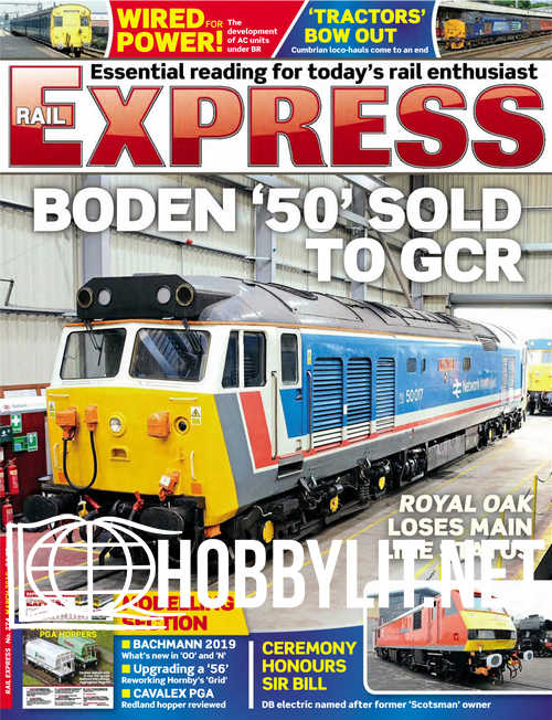 Rail Express - March 2019