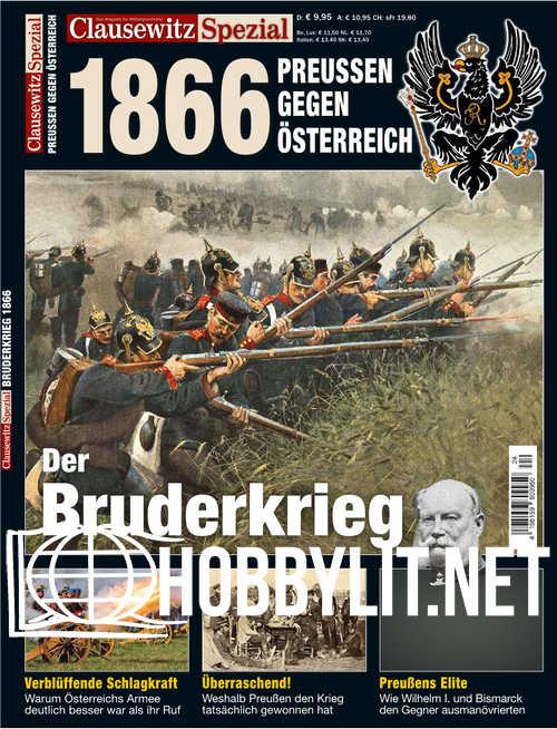 Clausewitz Spezial - Bruderkrieg 1866