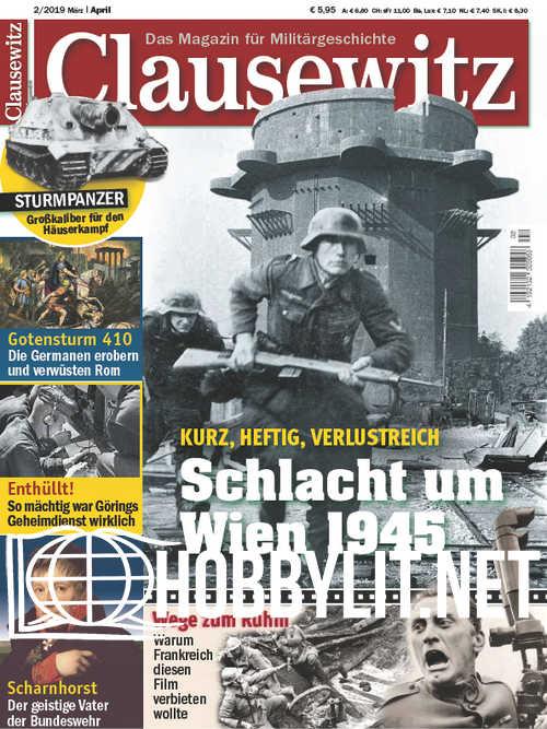 Clausewitz - März-April 2019