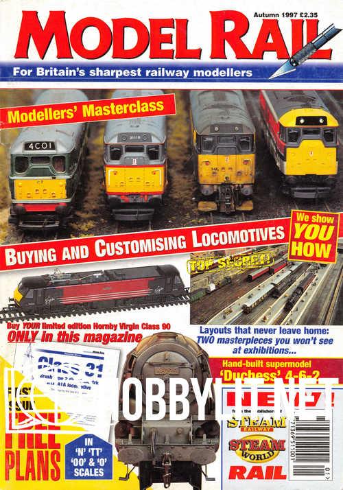 Model Rail Issue 001 Autumn 1997