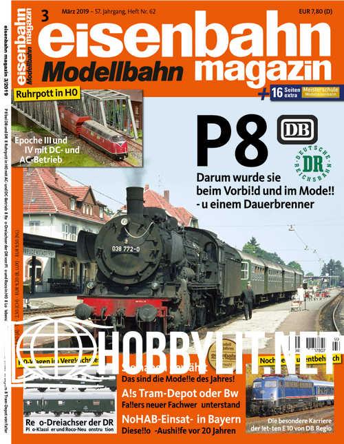 Eisenbahn Magazin - März 2019
