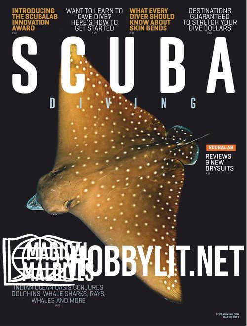 Scuba Diving - March 2019