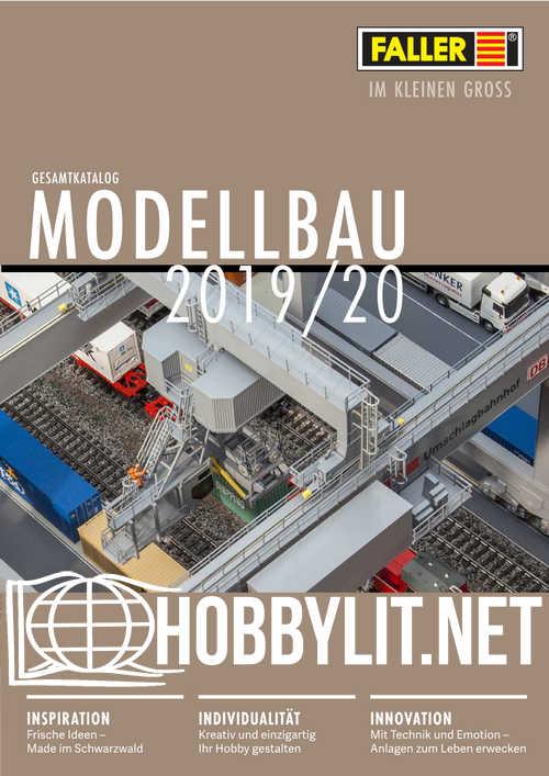 Faller Modellbau 2019/2020
