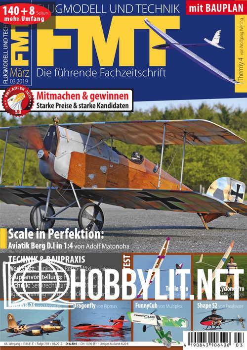 Flugmodell und Technik - Februar 2019