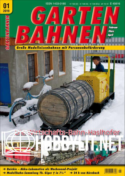 Garten Bahnen 2019-01