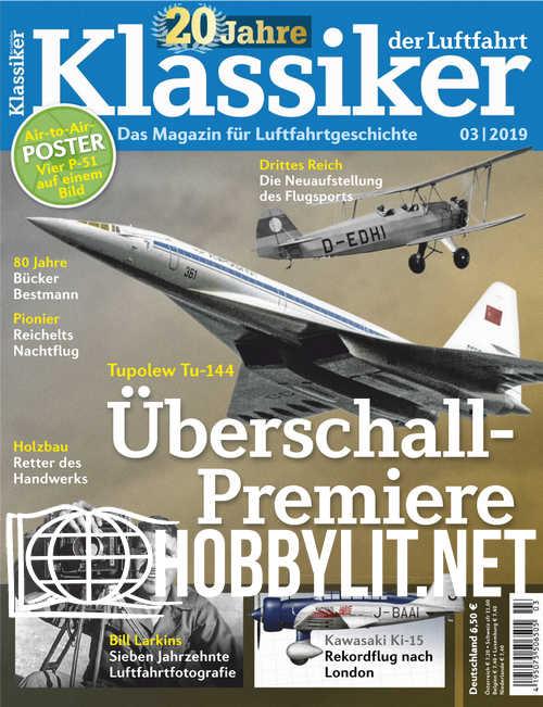 Klassiker der Luftfahrt 2019-03