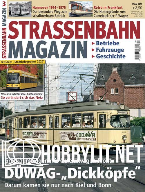 Strassenbahn Magazin 2019-03