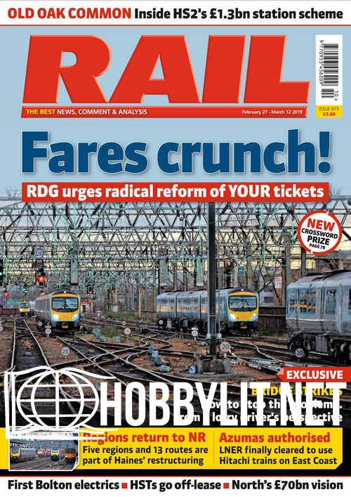 RAIL - 27 February 2019