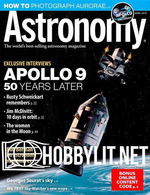 Astronomy - April 2019